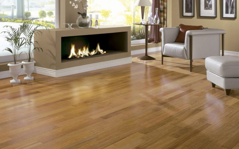 Commercial Wooden Laminate Flooring Belfast 1