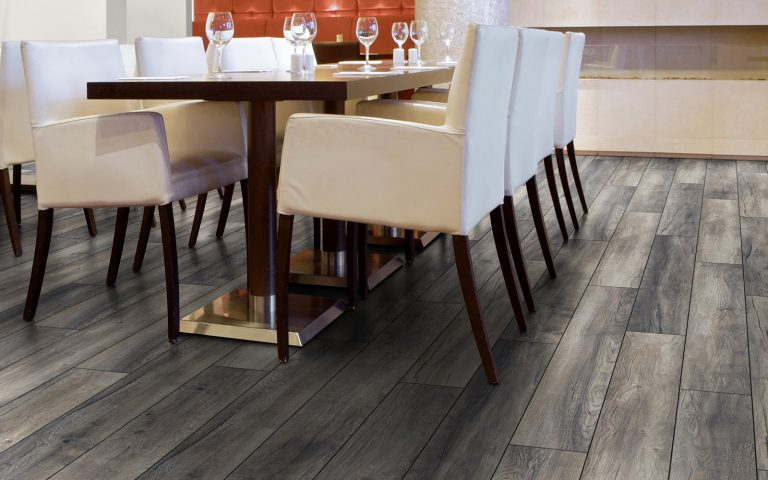 Commercial Wooden Laminate Flooring Belfast 2