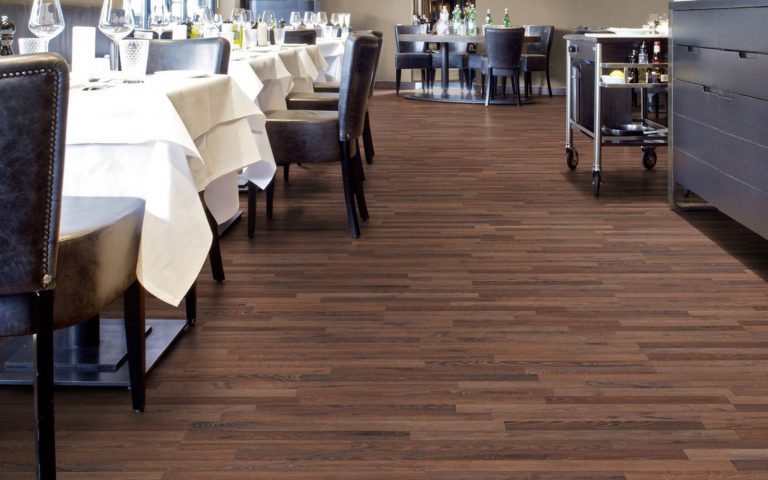 Commercial Wooden Laminate Flooring Belfast 4