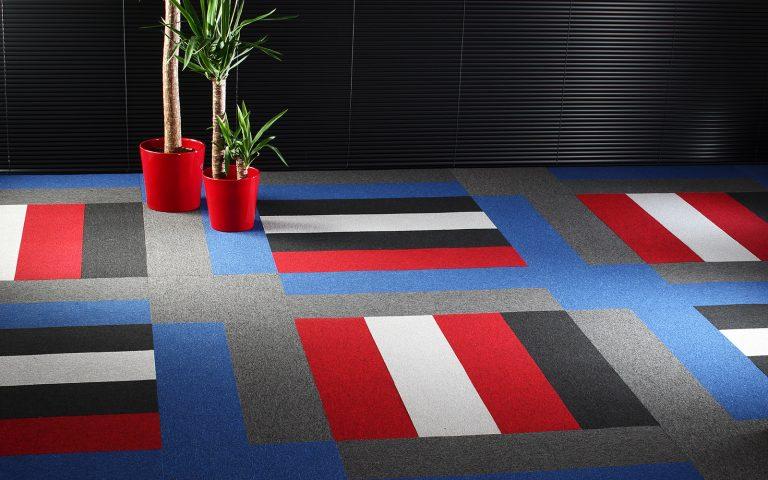 Commercial Carpet Tiles Belfast 3