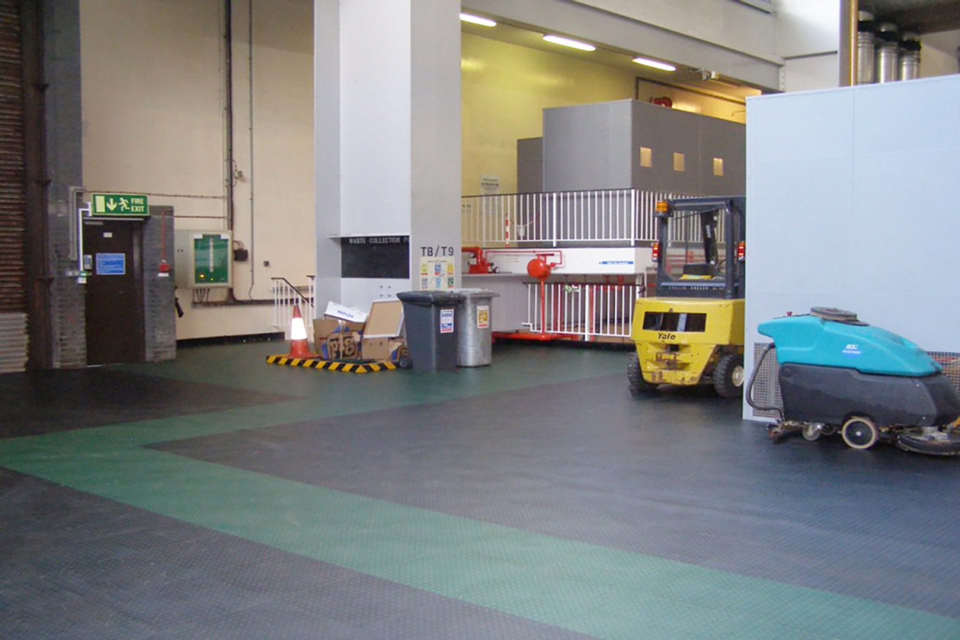 Industrial Flooring Suppliers Belfast