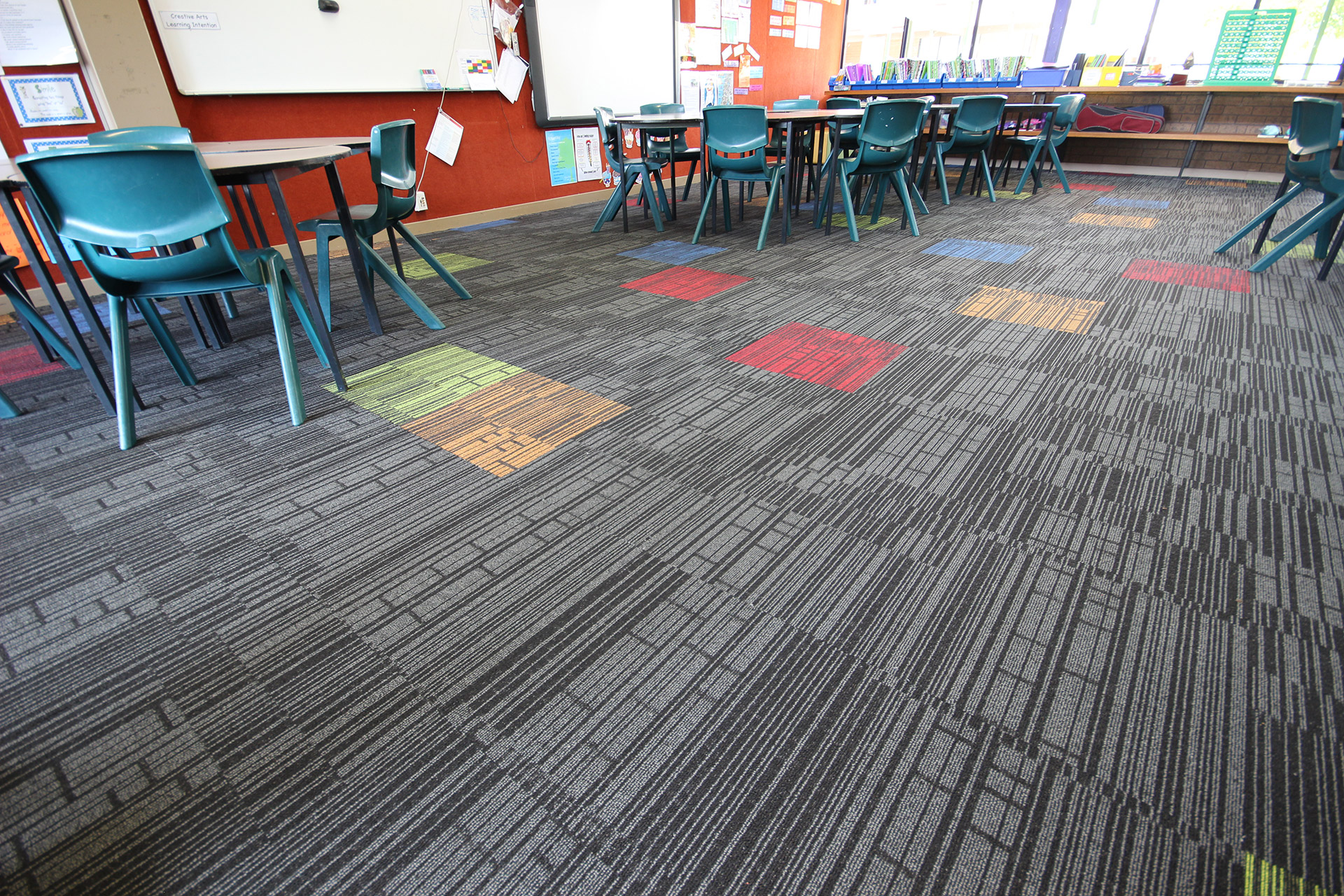 School Flooring Belfast
